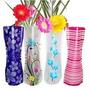 Vaso Plastico De Flor Unidade