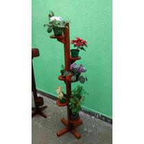 Cachepo De Madeira Supote Para Plantas