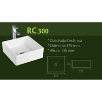 Cuba Quadrada Branca Rc300