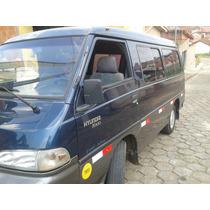 Utilitario Van H 100 Hyundai 12 Lugares