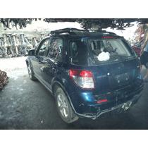 Sucata Suzuki Sx4 2012 4x4 Id 92*2613