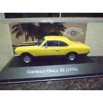 Opala Ss Coleção Carros Nacionais Brinquedo Antigo