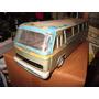 Brinquedo Antigo De Lata Ônibus Cometa Jumbo Grande Raro