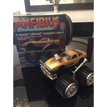 Anfibius Da Estrela - Carro - Anos 80 - Antigo - Brinquedo