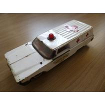 Brinquedo De Lata, Anos 60, Bonzo, Nacional, 29 Cm X 11 Cm