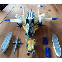 Avião Antigo De Guerra Da Mattel 2000 Brinquedo Imp.(a3)