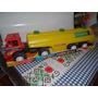 Caminhão Antigo De Brinquedo Trans Colorama
