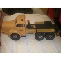 Caminhão Elka Mix Plastico Duro Modelo Ek 0472 Anos 70 Lindo