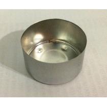 Suporte Para Velas Rechuad - Aluminio Pacote C/10 Unidades
