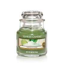 Vela Em Jarro Pequeno Vanilla Lime - Yankee Candle