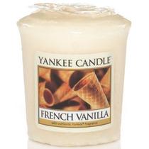 Mini Vela Yankee Candle - French Vanilla