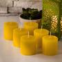 12 Vela Repelente Natural De Citronela Concentrada!!