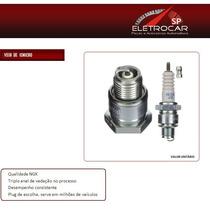Vela De Ingição Ngk Motor De Popa Evinrude 10hp 94 À 97