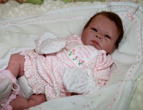 Vendo Bebê Reborn Crystal (molde Pasley)