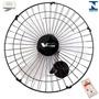 Ventilador Oscilante Parede 50cm 200w Vita Controle Remoto