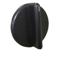 Botão Ar Condicionado Springer Mundial Cinza Escuro Longo