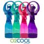 Ventilador Borrifador Umidificador Spray Plus - O2 Cool Dtc