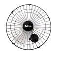 Ventilador Parede 60 Cm Preto Vitalex
