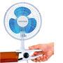Ventilador Mesa C/ Garra 20 Cm 127 V