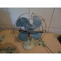 Ventilador Eletromar Década De 1940 Original Funcionando