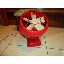 Ventilador Walita Antigo Raro Funcionando De Ferro Decoração