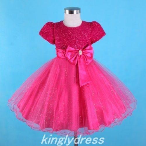 Vestidos de festa infantil da barbie