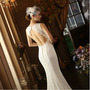 Vestido De Noiva Renda Rendado Sereia Pronta Entrega