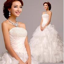 Vestido De Noiva Importado Barato Lindissimo