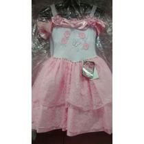 Rosalinda Vestido Infantil Dama De Honra