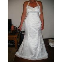 Vestido De Noiva Importado - David´s Bridal (eua) Tamanho 16