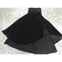 Lindo Vestido P/ Madrinha/ Formatura Sobrepeso 50 - Seminovo
