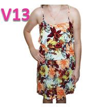 Roupa Feminina Vestido Curto Estampado Verão 2015 2016