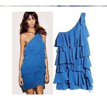 Vestido Versátil Babado Pode Ser Usado Como Blusa