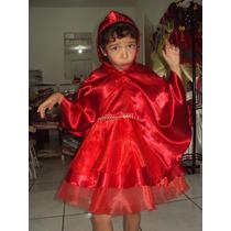 Fantasia Chapeuzinho Vermelho