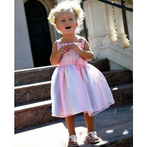 Vestido Infantil De Festa,dama De Honra,casamento 2,3,4anos