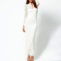 Vestido De Noiva Longo Inspirado No Modelo Kate Middleton