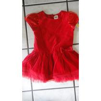 Vestido De Festa Importado P/ Meninas De 2 Anos