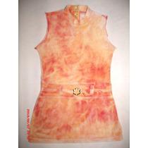 Vestido Infantil Lilica Ripilica - Tam: 6 R$ 30,00