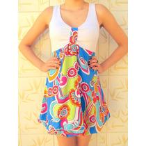 Kit Com 10 Vestidos Malha Varios Modelos Revenda Compreja