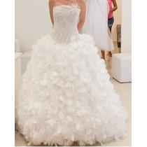 Vestido De Noiva Importado De Dubai