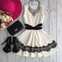 Lote 3 Vestidos Para Revenda