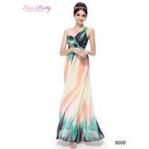 Maravilhoso Vestido Ever Pretty Mod 8008 - No Brasil