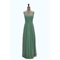 Vestido De Noite Vestido De Festa Longo Verde