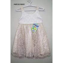 Vestido Infantil Festa Linda Pronta Entrega De 4 Anos