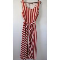 Vestido Loja Zara Tam.m - Novo - Etiqueta - Veja Medidas