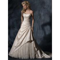 Vestido De Noiva Meggie Sottero Modelo Brittney