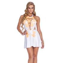 Vestido Neon Maria Gueixa Re: 2555 - Mega Promoção Da Semana
