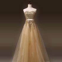 Vestido De Festa Importado Longo /casamento/madrinha