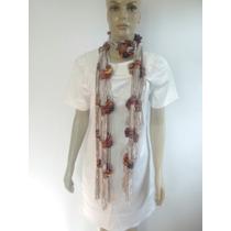 Vestido Branco Usado 1x Ideal Para Fim De Ano