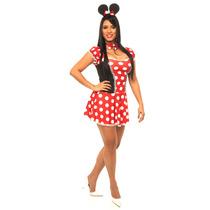 Fantasia Minnie Sexy,ratinha, Pierrot Fantasias